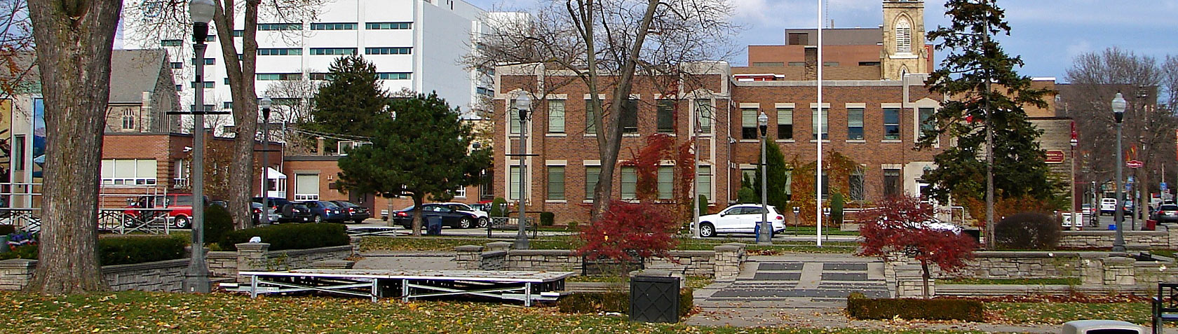Downtown Oshawa
